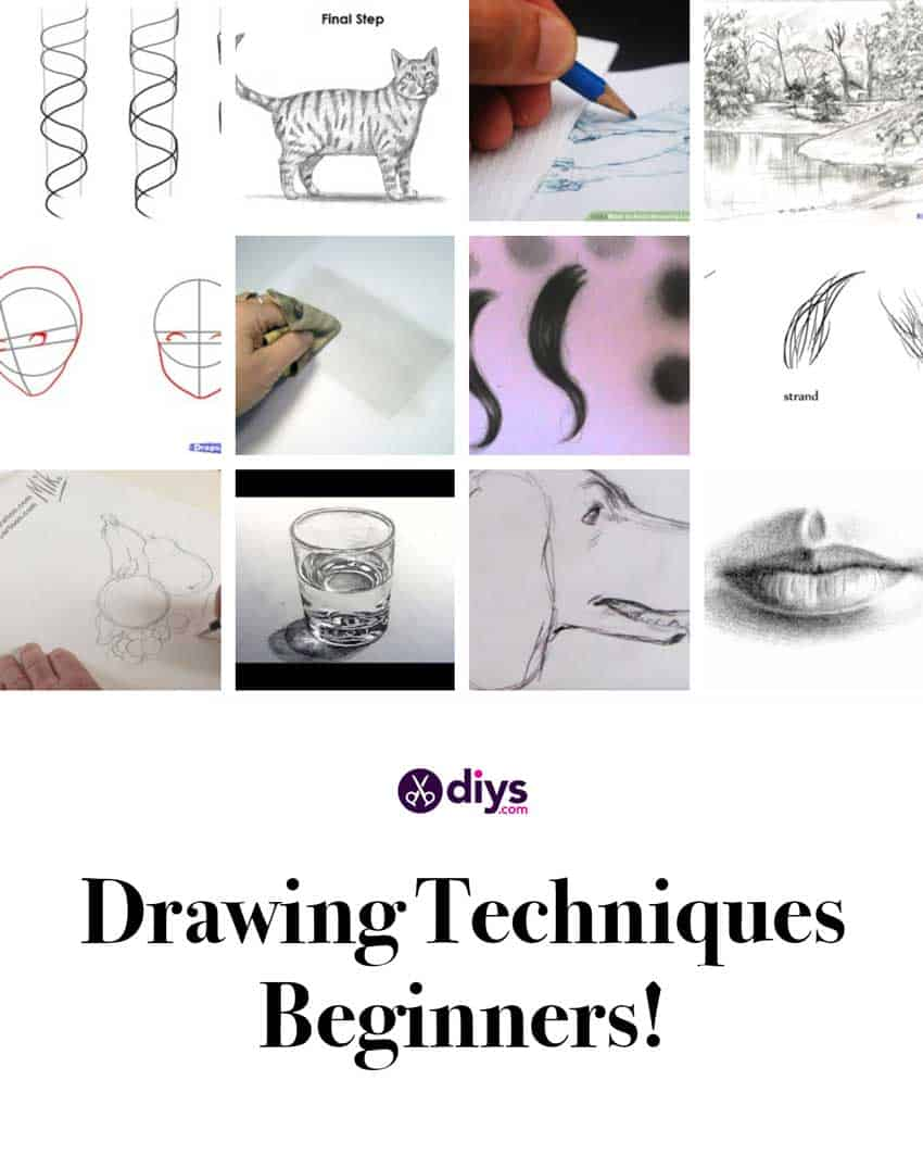 Basic drawing for beginners