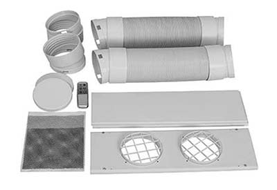 Window Vent Kit for Portable AC