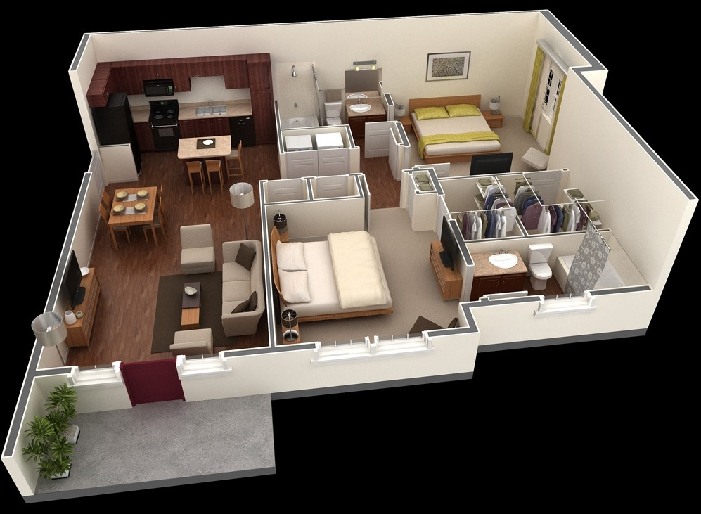 14-Springs-Apartment-Layout