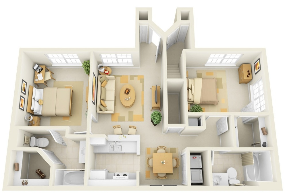 17-Incore-Residential-Two-Bedroom-Apartment-Plan
