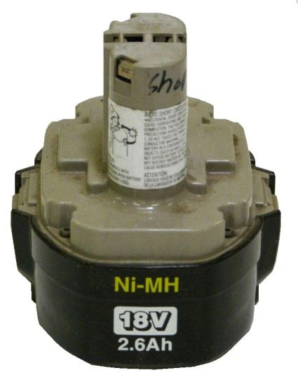 Nickle Metal Hydride Battery
