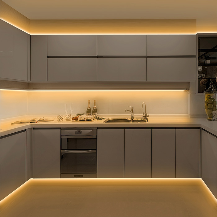 kitchen cabinet led strip lights