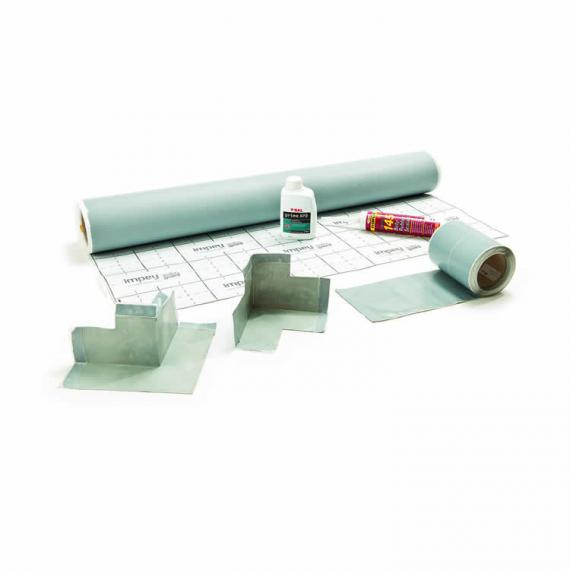 Impey WaterGuard® 5m² Waterproof Tanking Kit