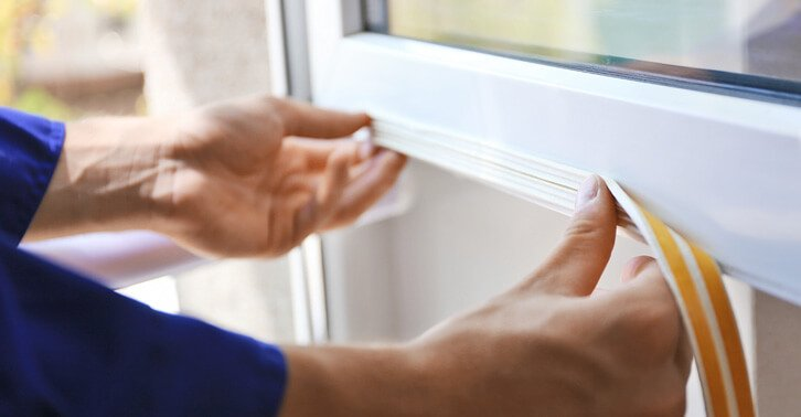 5 ways to seal and insulate windows for winter energy savings